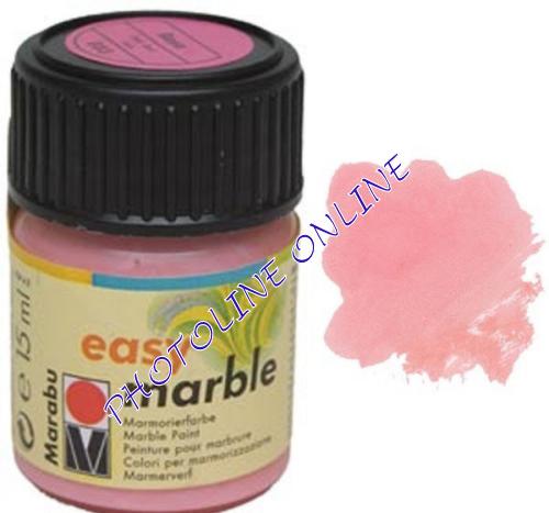 Easy Marble márványozó festék PINK 15ml