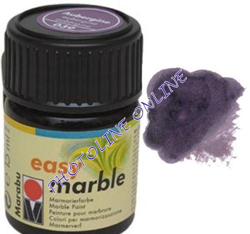 Easy Marble márványozó festék PADLIZSÁN 15ml