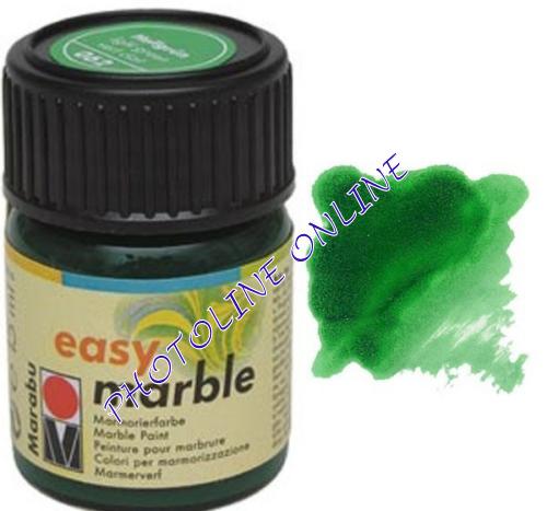 Easy Marble márványozó festék VILÁGOSZÖLD 15ml