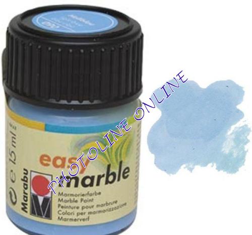 Easy Marble márványozó festék VILÁGOSKÉK 15ml