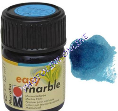 Easy Marble márványozó festék TÜRKIZ 15ml