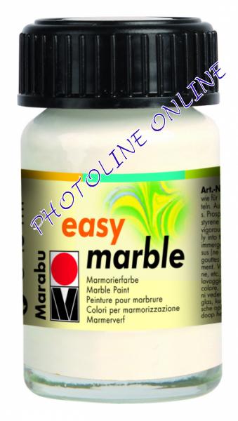 Easy Marble márványozó festék SZÍNTELEN (egyszín-keverő) 15ml