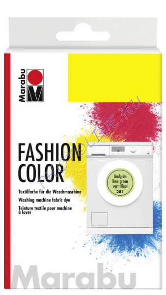 Marabu Fashioncolor por LIMEZÖLD 30g