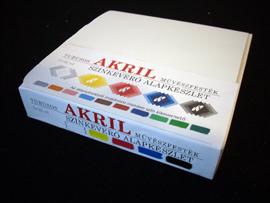 Basic acryl festék keverő készlet 10x25ml