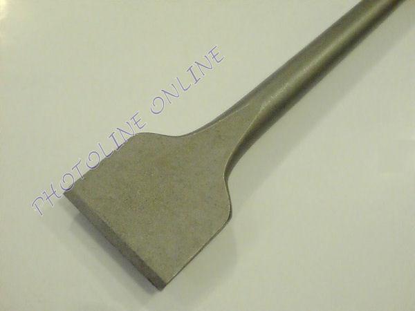 Betonvéső lapos, akasztóval, SDS PLUS 250/40mm (8801502)