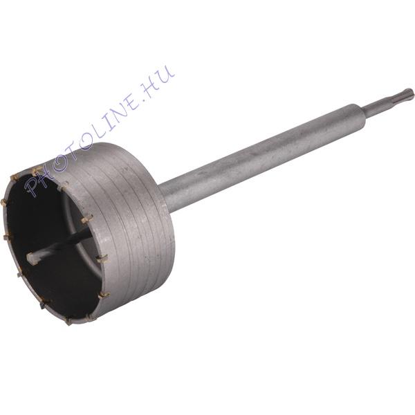 Körkivágó téglához SDS+ D=80 mm, 100 mm-es szárral (8801961)