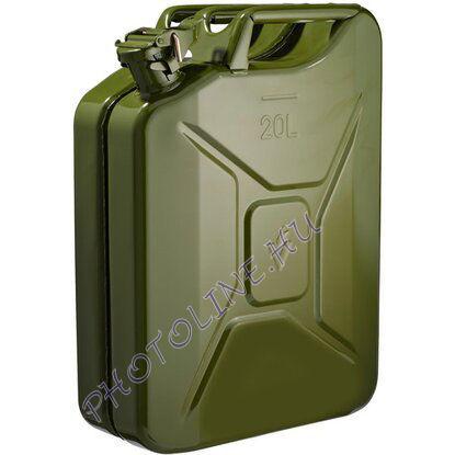 Marmonkanna 20 literes (fém üzemanyagkanna, benzinkanna) narancs (8863200)