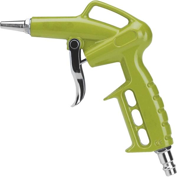 Lefuvató pisztoly rövid fúvókával, 3-6 Bar (99311)