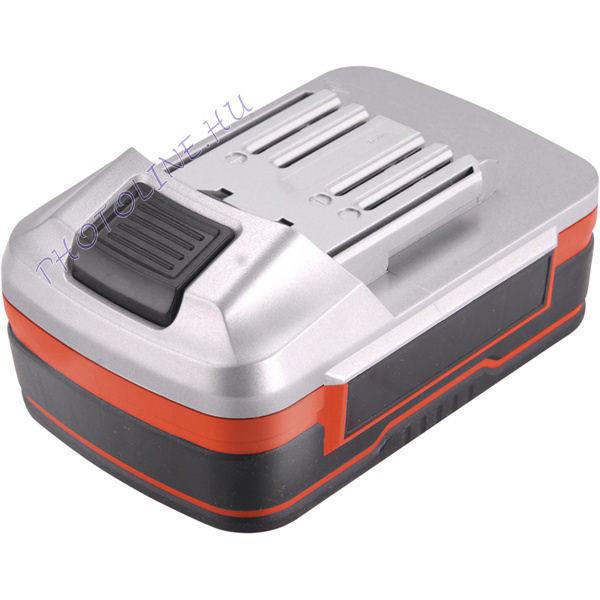 Akkumulátor 18V, 1500mAh akkus gépekhez (8891110B)