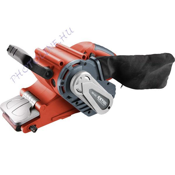 Extol Szalagcsiszológép, 1010W, szalagméret: 76×533mm (8894300)