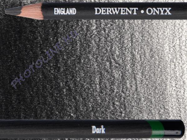 Derwent onyx grafit ceruza dark (sötét)