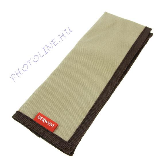 Derwent ceruzatartó textilből, zseb 6+6
