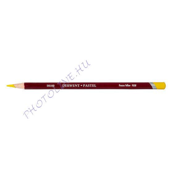 Derwent pasztell ceruza process yellow P030