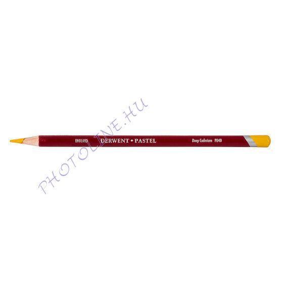 Derwent pasztell ceruza deep cadmium P040