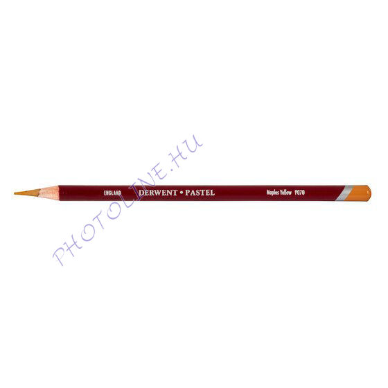 Derwent pasztell ceruza naples yellow P070