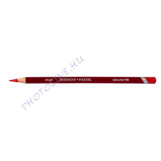 Derwent pasztell ceruza cadmium red P130