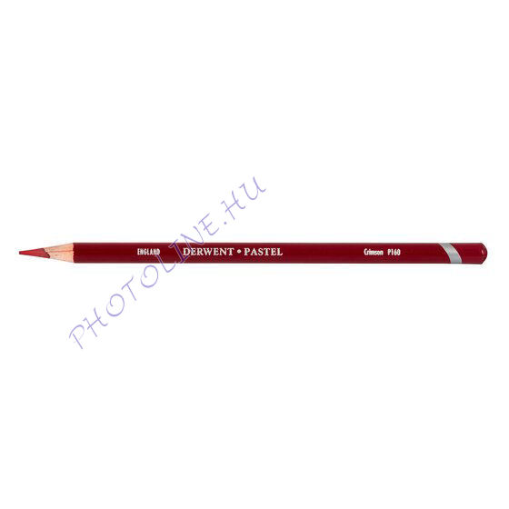 Derwent pasztell ceruza crimson P160