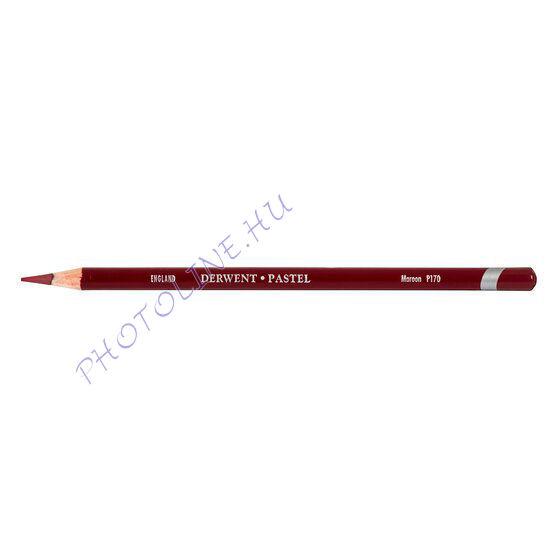 Derwent pasztell ceruza maroon P170