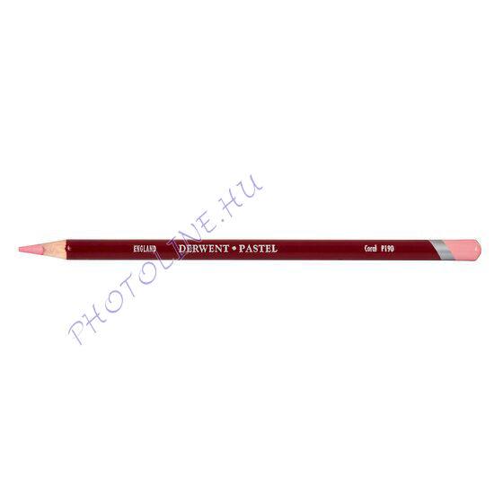 Derwent pasztell ceruza coral P190