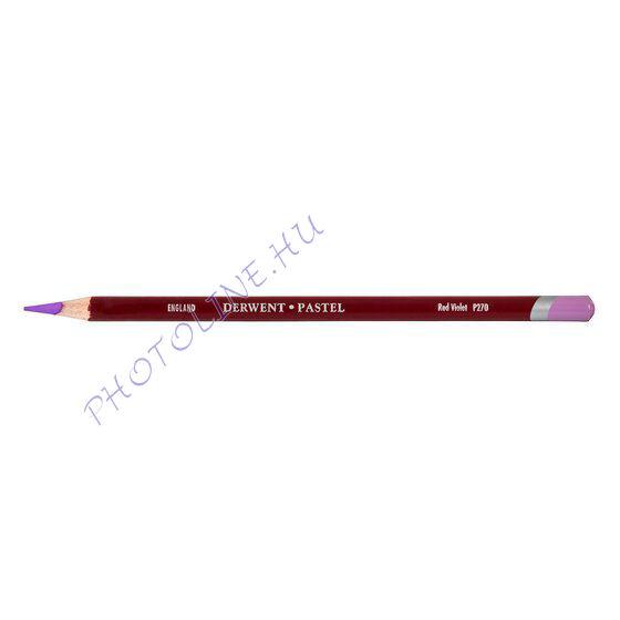 Derwent pasztell ceruza red violet P270