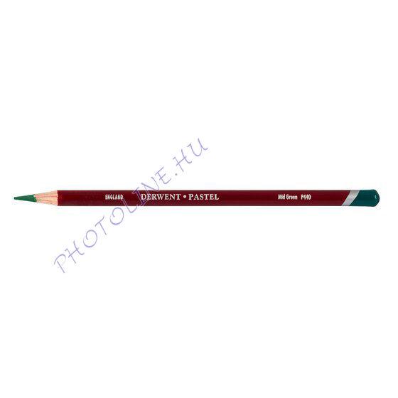 Derwent pasztell ceruza mid green P440