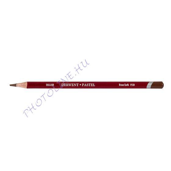 Derwent pasztell ceruza brown earth P550