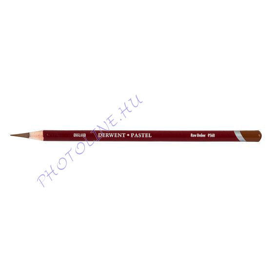 Derwent pasztell ceruza raw umber P560