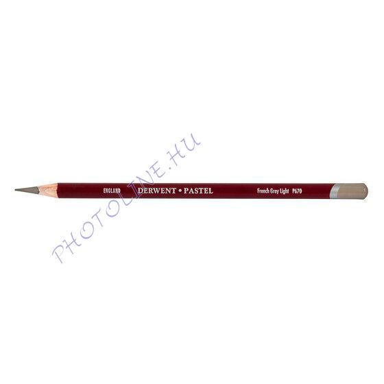 Derwent pasztell ceruza french grey light P670