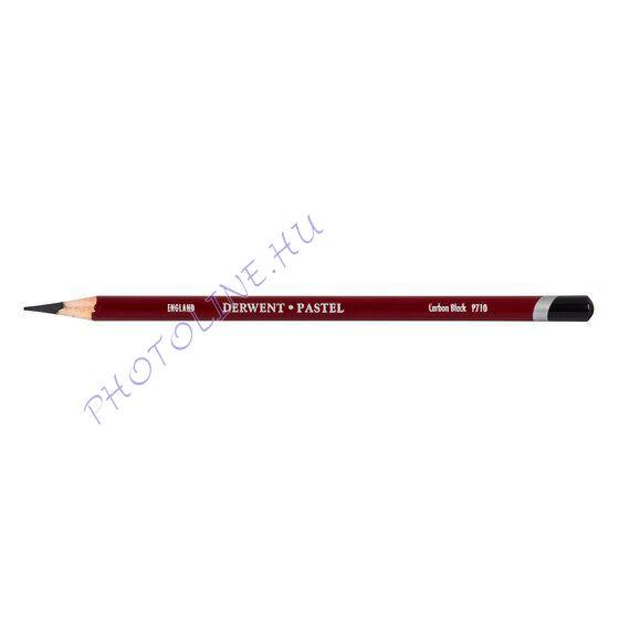 Derwent pasztell ceruza carbon black P710
