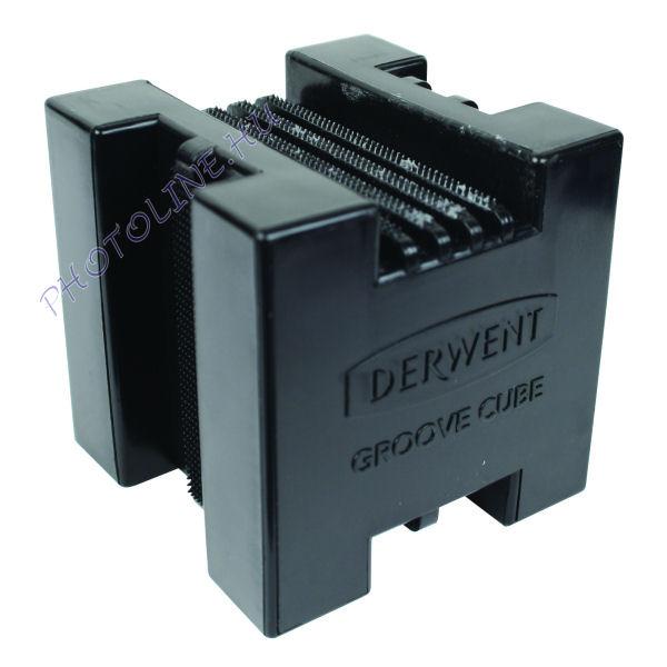 Derwent XL barázdavágó kocka