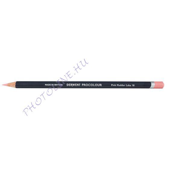 Derwent Procolour pink krapplakk 18 művészceruza