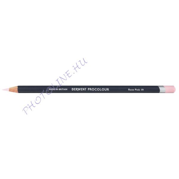 Derwent Procolour rózsaszín 19 művészceruza