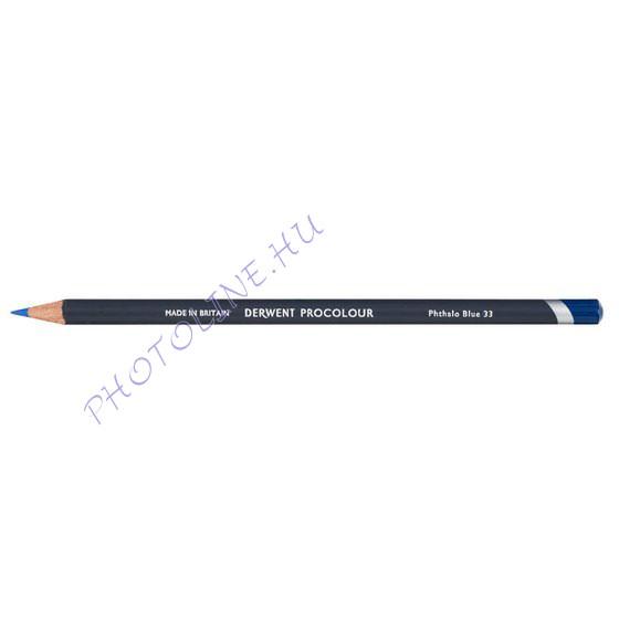 Derwent Procolour ftalo kék 33 művészceruza