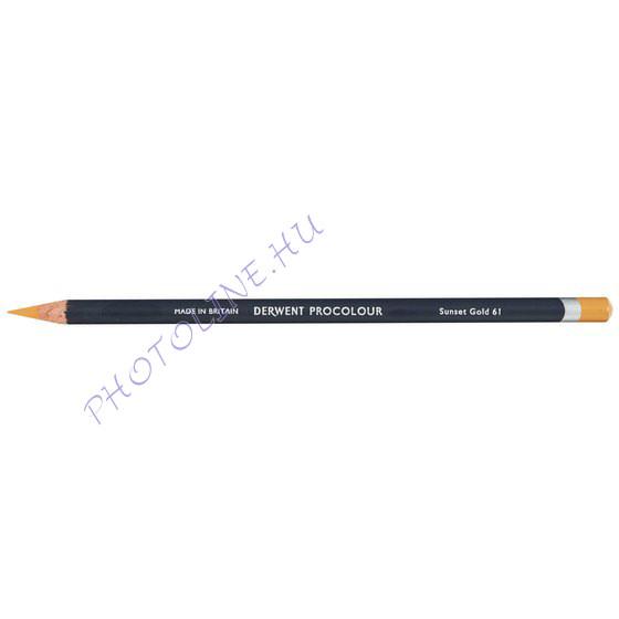 Derwent Procolour naplemente sárga 61 művészceruza