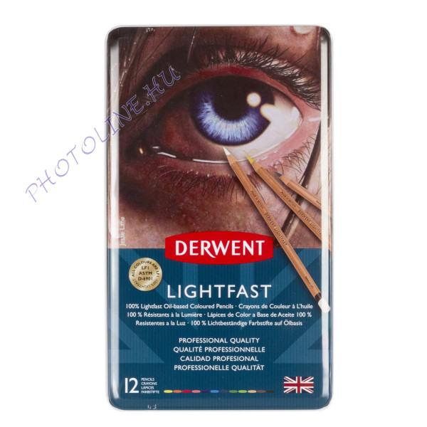 Derwent Lightfast 12 db-os művészceruza/készlet