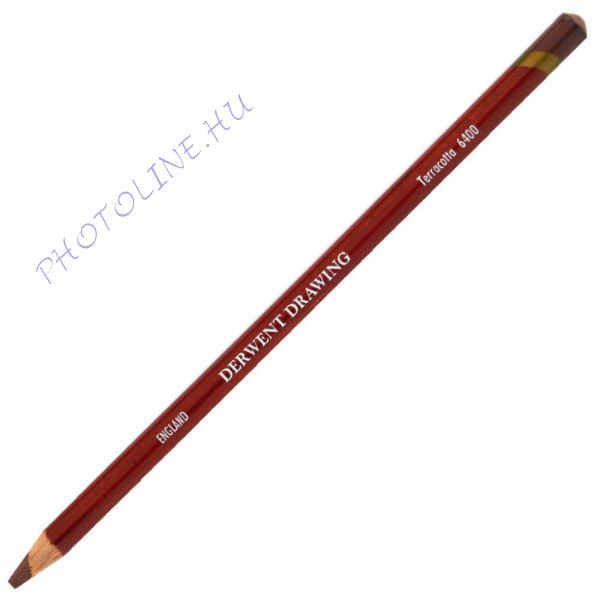 Derwent Drawing rajzceruza 6400 terracotta