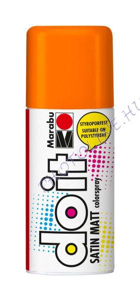 Akrilspray Marabu festék spray 150ml narancs