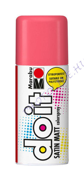 Akrilspray Marabu festék spray 150ml flamingó