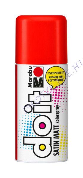 Akrilspray Marabu festék spray 150ml cinóbervörös