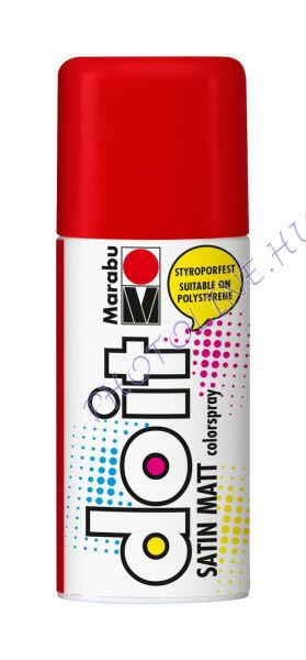 Akrilspray Marabu festék spray 150ml cseresznye piros