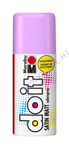 Akrilspray Marabu festék spray 150ml levendula