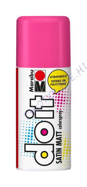 Akrilspray Marabu festék spray 150ml málna (kb fukszia szín)