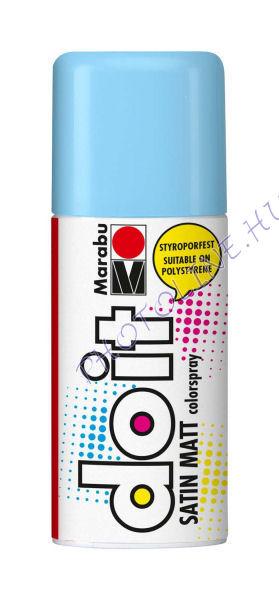 Akrilspray Marabu festék spray 150ml pasztellkék
