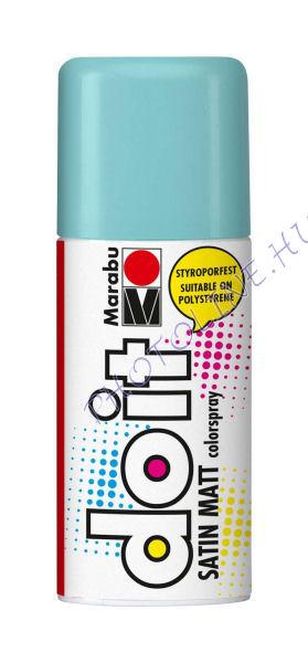 Akrilspray Marabu festék spray 150ml akvamarin