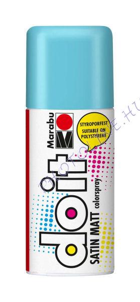 Akrilspray Marabu festék spray 150ml karibi kék