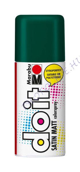 Akrilspray Marabu festék spray 150ml sötétzöld