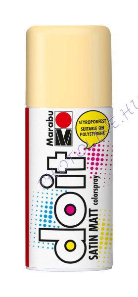 Akrilspray Marabu festék spray 150ml homok