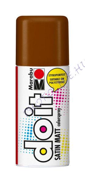 Akrilspray Marabu festék spray 150ml kakaó