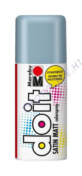 Akrilspray Marabu festék spray 150ml szürkéskék