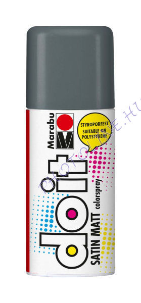 Akrilspray Marabu festék spray 150ml grafit